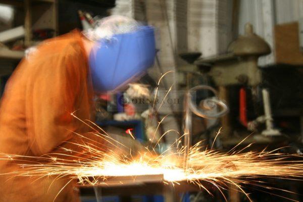 Gerald Dornbach Making Iron Furniture Hot Sparks
